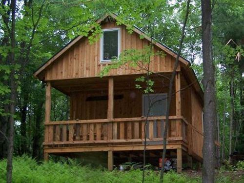 Camp Beaver Brook : Lacona : Oswego County : New York