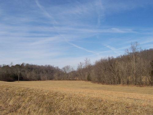 38 Acres In Monroe County, Ky : Tompkinsville : Monroe County : Kentucky