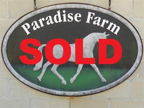 Paradise Farm & Hunting Club : Sparta : Hancock County : Georgia