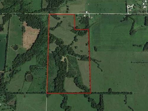 Little Bit of Everything 74 Acres : Lamar : Barton County : Missouri