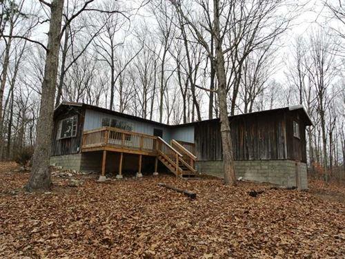 Cabin For Sale in Van Buren, Misso : Van Buren : Carter County : Missouri