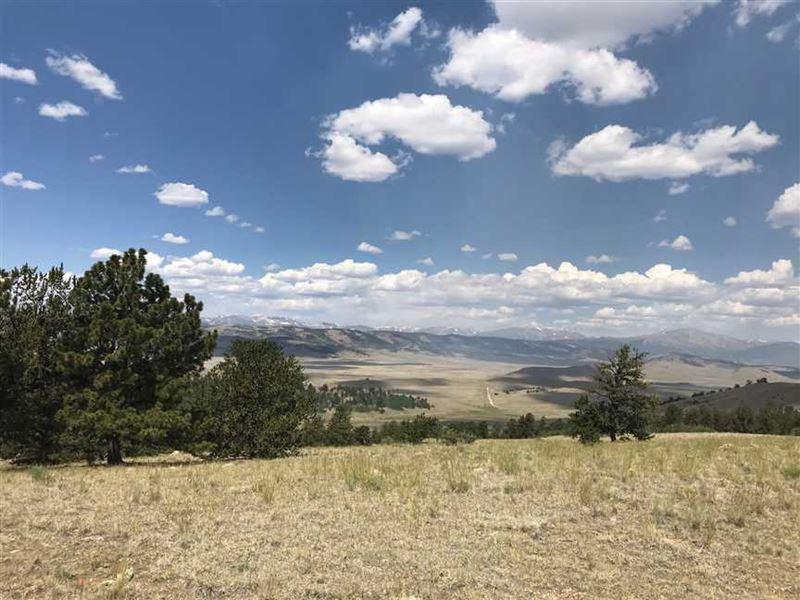 Elkhorn Overlook : Como : Park County : Colorado