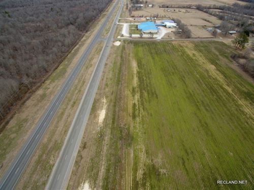 135 Ac - Farm Land & Wrp With : Winnsboro : Franklin Parish : Louisiana