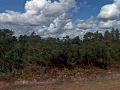 Polk County, Fl $6,000 Neg : Frostproof : Polk County : Florida