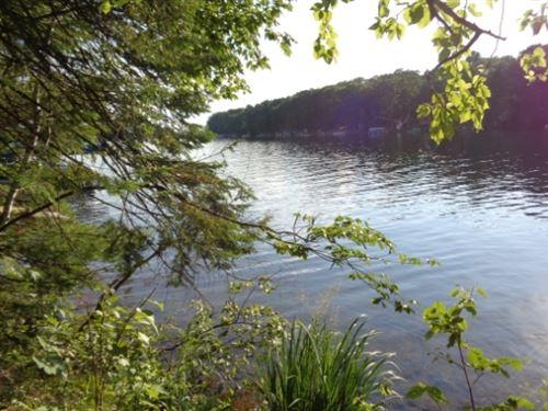 Lake Tomahawk Acreage : Woodruff : Oneida County : Wisconsin