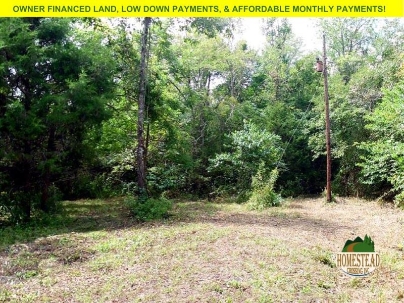 4.5 Acres, Creek Frontage, Electric : Cabool : Texas County : Missouri
