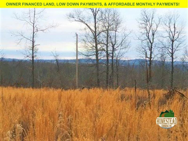 9 Acres National Forest Access Thornfield Ozark County Missouri