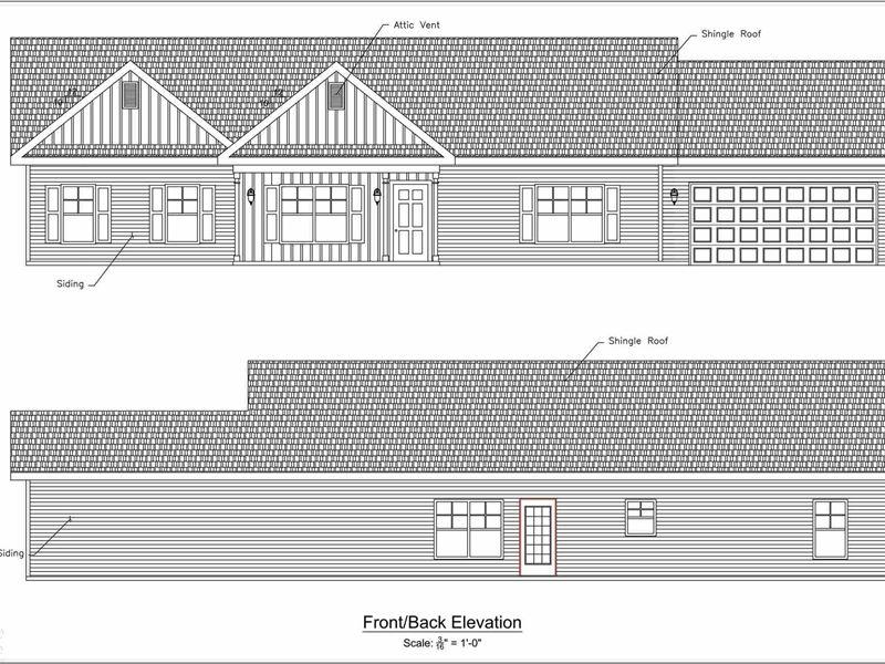 Efficient New Construction On 4+ Ac : Monroe : Walton County : Georgia