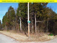 Building Lot, Golf, Lake, Utilities : Diamond City : Boone County : Arkansas