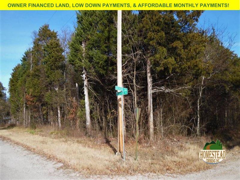 Building Lot, Golf, Lake, Utilities : Diamond City : Boone County : Arkansas