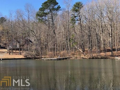 Almost One Ac Waterfront Lot : Eatonton : Putnam County : Georgia
