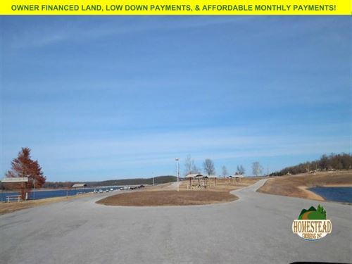 Building Lot Within Minutes Of Lake : Diamond City : Boone County : Arkansas