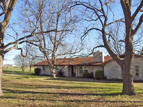 3 Bdrm 2 Bath, 31+- Acres : Temple : Bell County : Texas