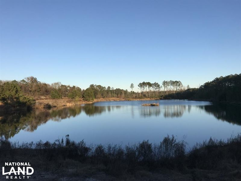 Ridgeland Recreational Estate With : Ridgeland : Jasper County : South Carolina
