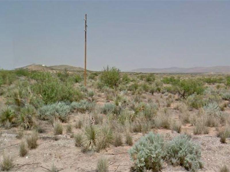 El Paso County, Tx $7,000 Neg : Clint : El Paso County : Texas