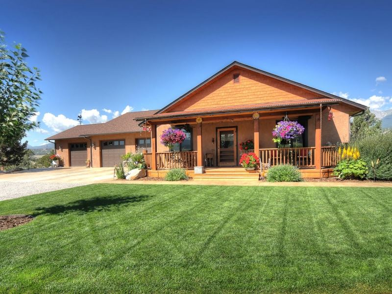 9586602, Welcome Home, Open Floor : Salida : Chaffee County : Colorado