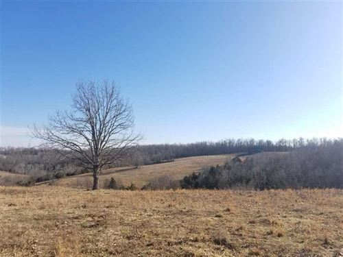 32 Acres Pasture With Rolling Hill : Thayer : Oregon County : Missouri