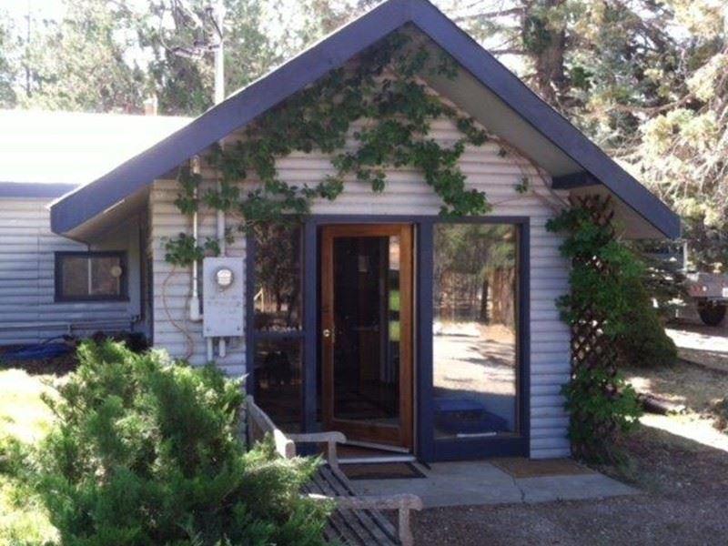 Yonna Valley Home On 5.5 Acres : Bonanza : Klamath County : Oregon