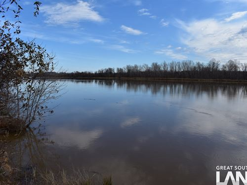 66-085E Canton Bend Estates Lot 8 : Camden : Wilcox County : Alabama