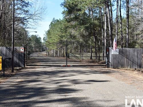 66-085B Shadow Creek Lot 60 : Camden : Wilcox County : Alabama