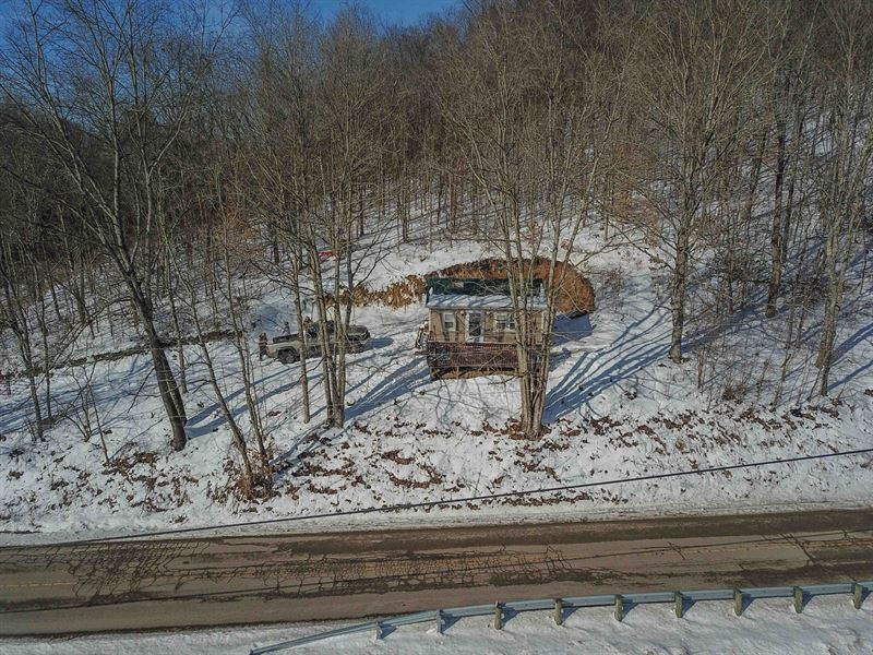 Freedom Rd, 7 Acres : Kimbolton : Guernsey County : Ohio