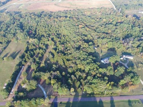 Residential Acreage Near Troy, Mo : Troy : Lincoln County : Missouri