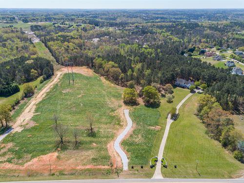 15.21 Open & Wooded Acres In Walton : Loganville : Walton County : Georgia