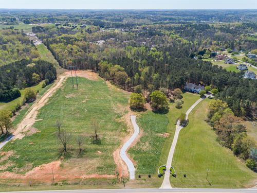 5.49 Beautiful Acres In Walton Co : Loganville : Walton County : Georgia