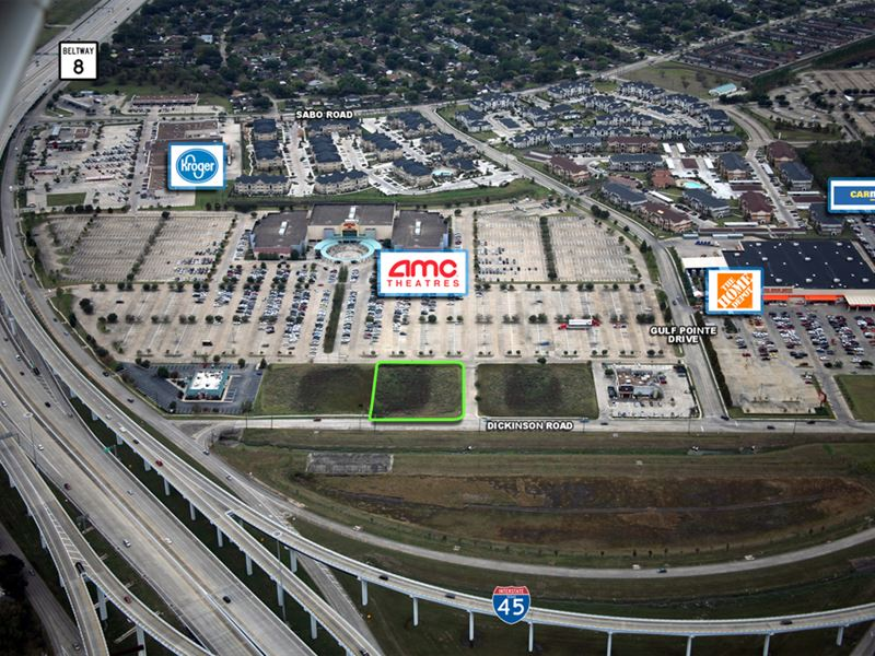 Anchored By Major Retailers : South Houston : Harris County : Texas
