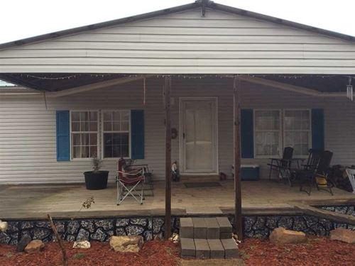 3 Bedroom 3 Bath Mobile With a Sho : Bald Knob : Jackson County : Arkansas