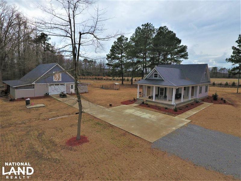 Garris Farm : Seven Springs : Lenoir County : North Carolina