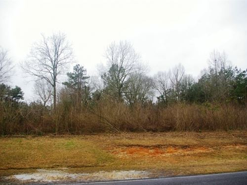 1.53 Acre Home Site For Sale North : McComb : Pike County : Mississippi