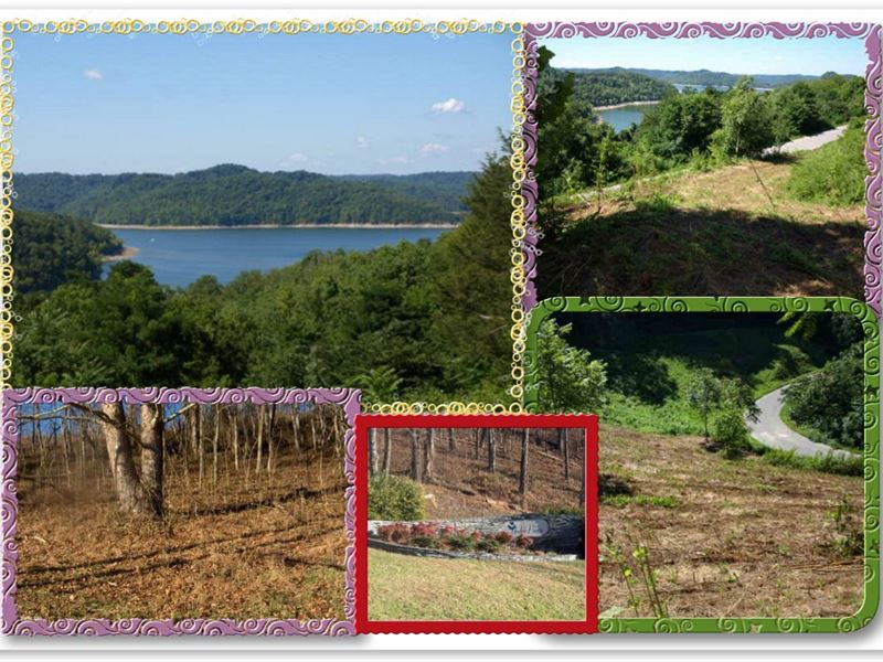 1.10 Acres Center Hill Lake View : Silver Point : Dekalb County : Tennessee