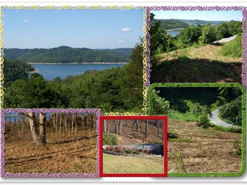 1.10Ac Center Hill Lake View In Har : Silver Point : Dekalb County : Tennessee