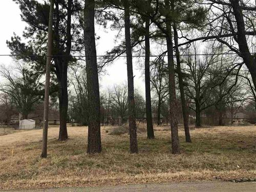 .83 Acres In Blossom : Blossom : Lamar County : Texas