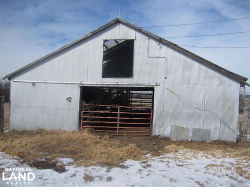 Building Site Close to Kirksville : Kirksville : Adair County : Missouri