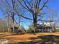 Greenville Farm House, Recreational : Greenville : Butler County : Alabama