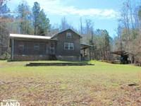 Blue Bird Cabin And Hunting Retreat : Sulligent : Lamar County : Alabama