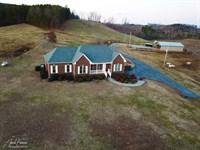 Beautiful Custom Built Home W/ Land : Cullman : Cullman County : Alabama