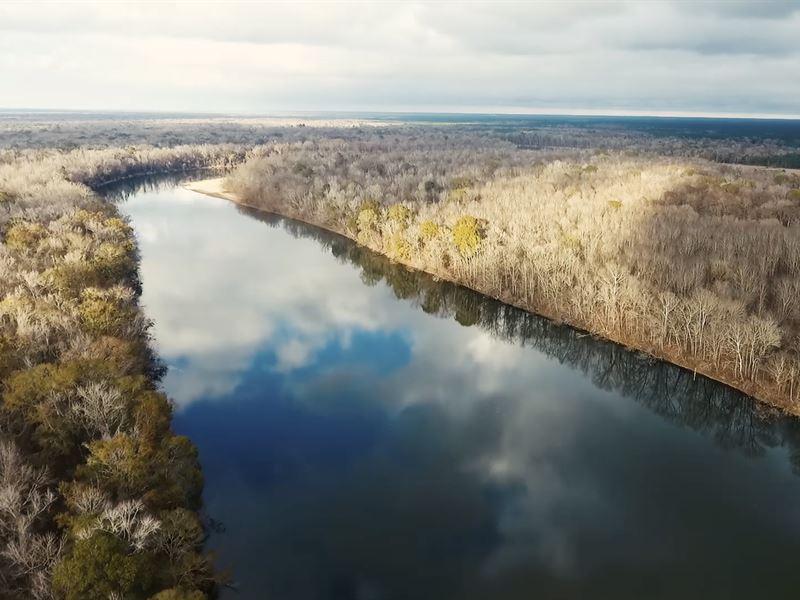 Whiskey River Plantation : Bristol : Liberty County : Florida