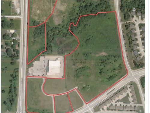 Commercial Development Lots : Columbia : Boone County : Missouri
