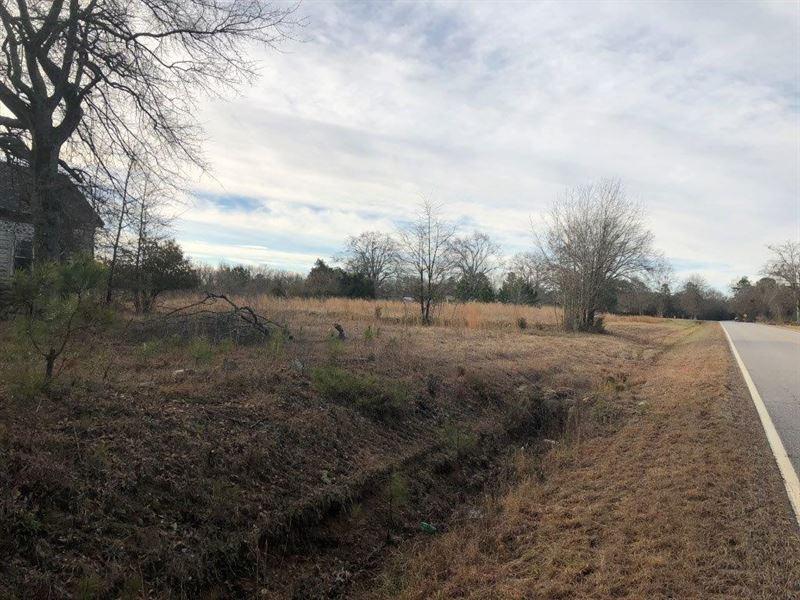 Old Farm Tract : Athens : Oglethorpe County : Georgia
