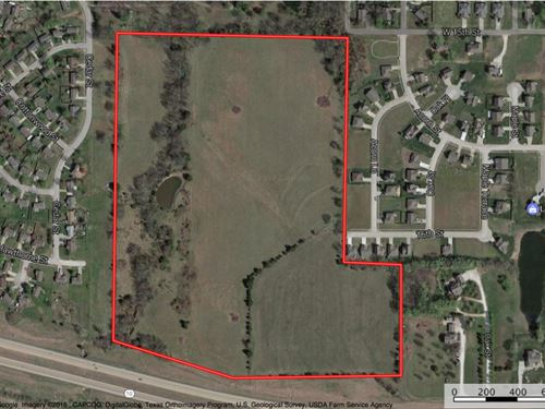 Development Investment Tract : Eudora : Douglas County : Kansas