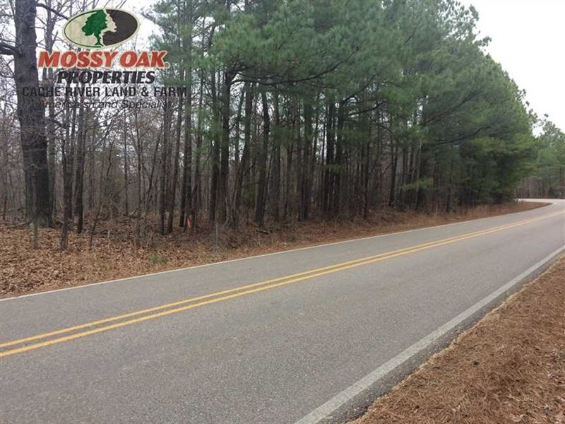 10.67 Acre Building Site on County : Jonesboro : Craighead County : Arkansas