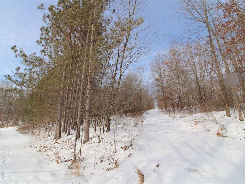 McKee Hill Rd - 18 Acres : Frazeysburg : Licking County : Ohio