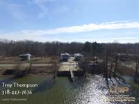 2 Waterfronts Camps On Larto Lake : Jonesville : Catahoula Parish : Louisiana