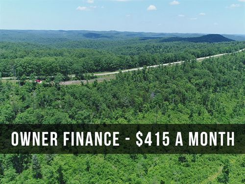 30 Acres W/ Paved Frontage & Powe : Eminence : Shannon County : Missouri