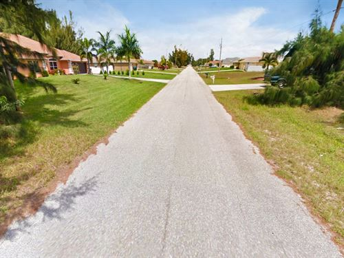 .34 Acres In Cape Coral, FL : Cape Coral : Lee County : Florida