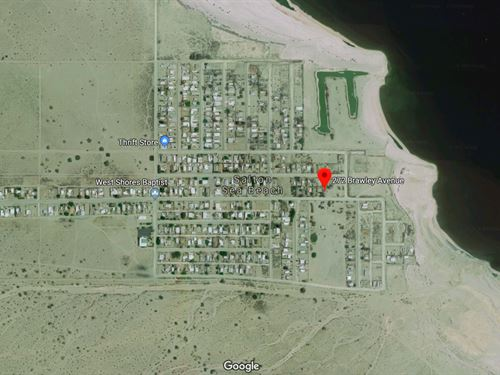 .15 Acres In Thermal, CA : Thermal : Imperial County : California