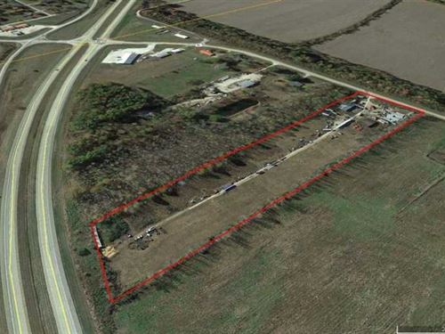 6.9 Acres For Sale Just Outside Po : Poplar Bluff : Butler County : Missouri